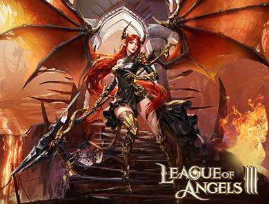 League of Angels III on 101XP.com Soon