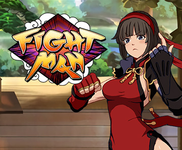 Пройди путь воина в FightMan!