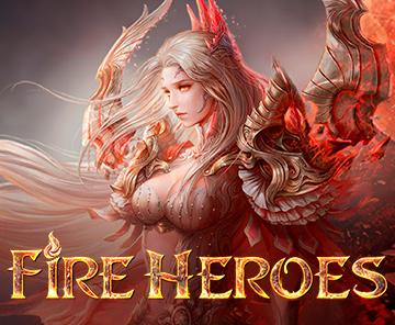Сразись со Злом в Fire Heroes!