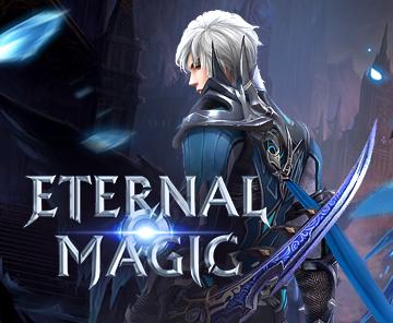 Запишись на ЗБТ Eternal Magic