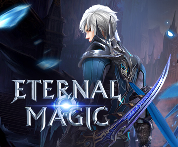 CBT for the English version of Eternal Magic has started!