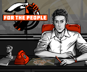 For the People is live - play now!