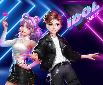Conquer the dancing Olympus in Idol Dance!
