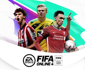 Релиз FIFA Online 4